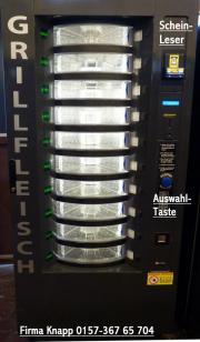 Verkaufsautomat mit Kühlung