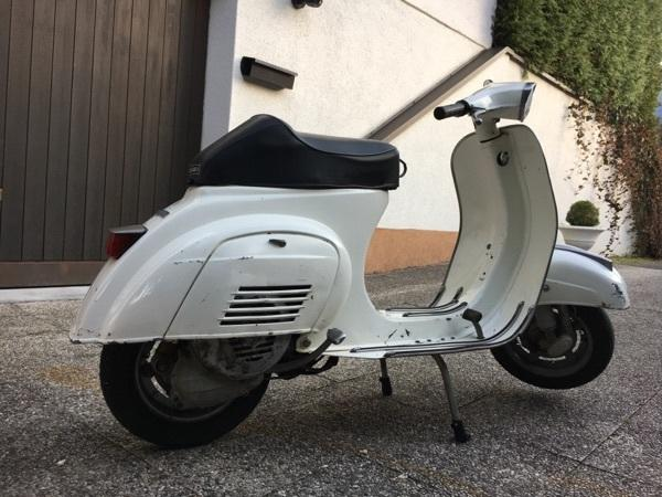 vespa 50 special 1975 im o lack in frastanz piaggio. Black Bedroom Furniture Sets. Home Design Ideas