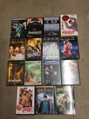 VHS Kassetten 50 Stück und