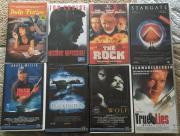 VHS - Videokassetten