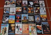 Video-Sammlung VHS