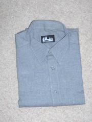 Vier versch Herrenhemden Gr 41