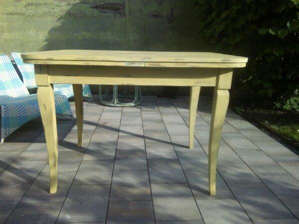 Shabby vintage gebraucht kaufen nur 4 st bis 65 g nstiger for Holztisch gebraucht