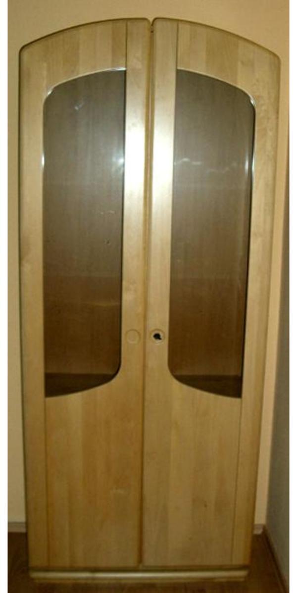 Holz Erfurt voll holz schrank wand wohnzimmer stube esszimmer möbel anbauwand in