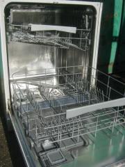 vollintegrierbare Geschirrspülmaschine AEG