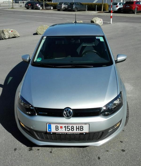 vw polo 1 2 tdi bluemotion in h chst vw lupo polo. Black Bedroom Furniture Sets. Home Design Ideas