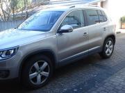 VW Tiguan BlueMotion