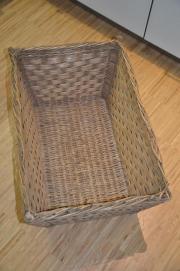 Wäschekorb Vintage wäschekorb vintage rattan 30er jahre mit charme und