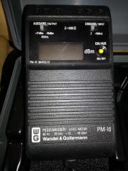 Wandel&Goltermann Digitalpegelmesser