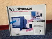 Wandkonsole für TV-