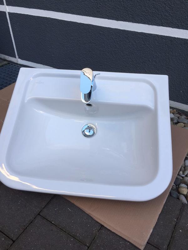 Waschbecken villeroy neu und gebraucht kaufen bei - Waschbecken gebraucht ...