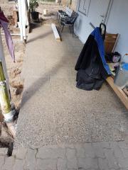 Waschbetonplatten Bodenplatten Gehwegplatten
