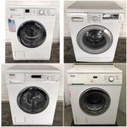 Waschmaschinen & Toplader ab