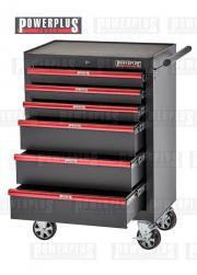 Werkstattwagen 6 Schubladen abschließbar - Werkzeugwagen