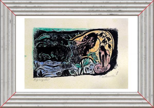 Wertvoll SERIE, Echte » Kunst, Gemälde, Plastik