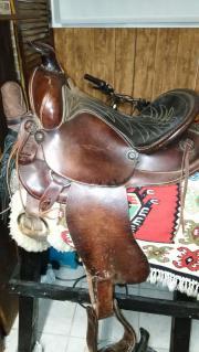 Westernsattel Sattel Pferd