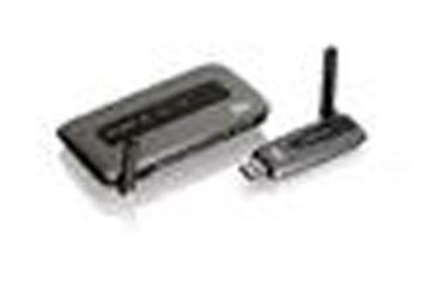 Wireless USB Hub IOGEAR GUWH204KIT