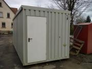 Wohncontainer