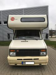 Wohnmobil Citroen C25
