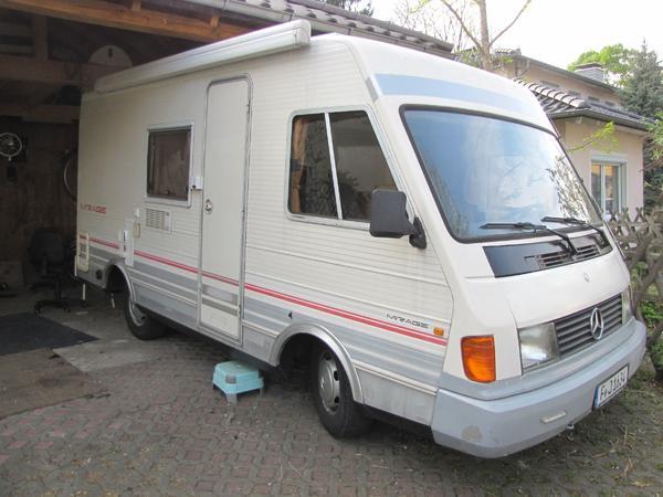 wohnmobil mirage city 3 zu vermieten in frankfurt wohnmobile kaufen und verkaufen ber private. Black Bedroom Furniture Sets. Home Design Ideas