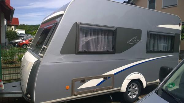 wohnwagen caravan b rstner averso fifty 390 ts in. Black Bedroom Furniture Sets. Home Design Ideas