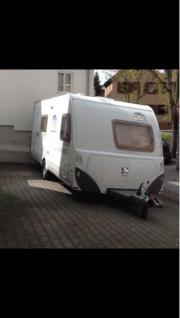 Wohnwagen Knaus Tappert