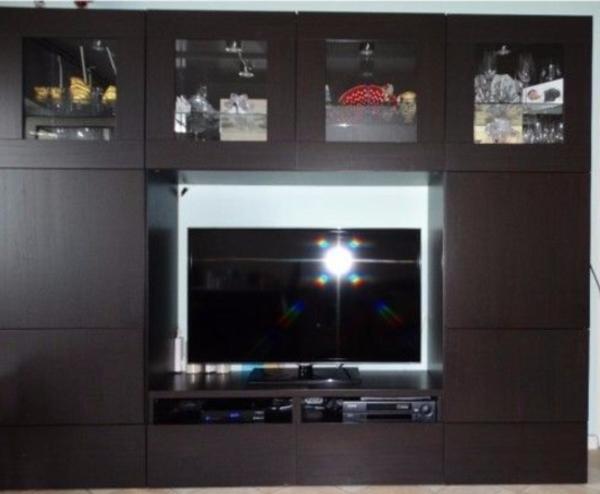 ikea wohnwand neu und gebraucht kaufen bei. Black Bedroom Furniture Sets. Home Design Ideas