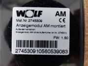 WOLF Anzeigemodul AM