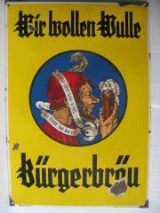 Wulle Bürgerbräu - altes