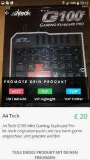 X7 mini Gaming