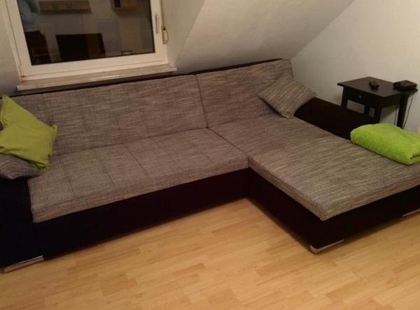 Xxl sofa mit bettfunktion  XXL Couch mit Bettfunktion in Mannheim - Polster, Sessel, Couch ...