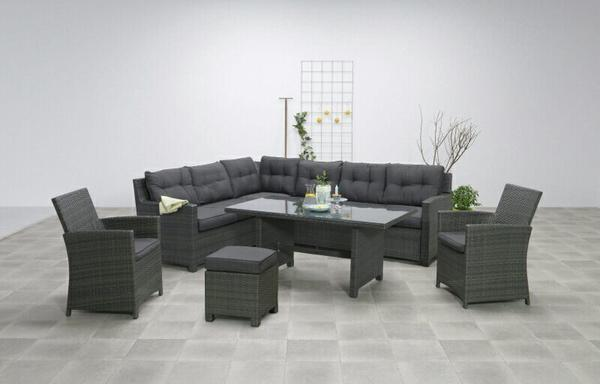 gartenmobel alu gebraucht kaufen nur 2 st bis 75 g nstiger. Black Bedroom Furniture Sets. Home Design Ideas