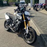 Yamaha MT09 Sport