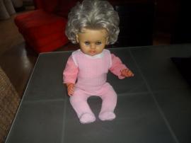 Puppen - Zapf Puppe Zelloid