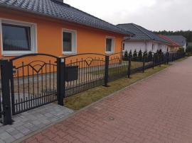 Zaune aus Polen,Metallzaune,Tore,Pforte,Moderne zaune jetzt rabatt
