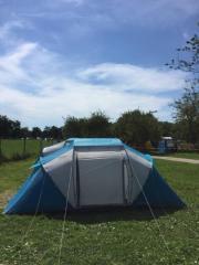 Zelt für 4
