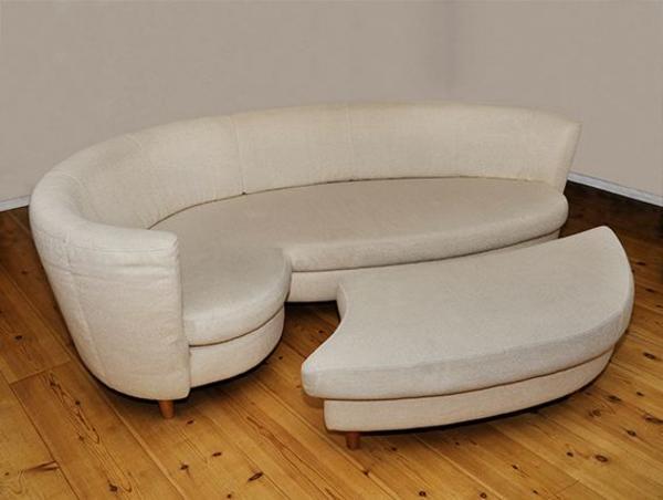 zu verschenken gegen abholung: gut erhaltene couch mit fußteil in, Hause deko